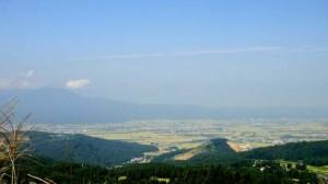 丈ヶ山からの眺望